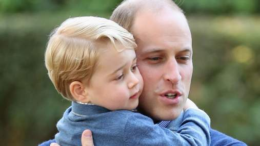 Принцу Джорджу – 8: лучшие фото британского наследника с родителями