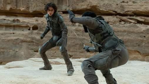"""Повний трейлер науково-фантастичної """"Дюни"""" з Тімоті Шаламе вразив мережу епічними сценами битв"""