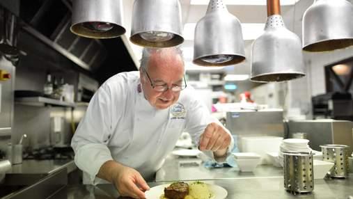 Шеф-кухар Єлизавети II: Даррен МакҐрейді розповів про роки роботи на королівській кухні