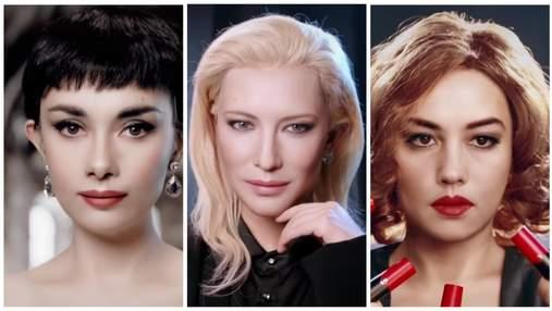 Не відрізниш: блогерка перетворюється на різних світових зірок за допомогою макіяжу