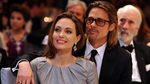 Анджелина Джоли победила в суде над Брэдом Питтом