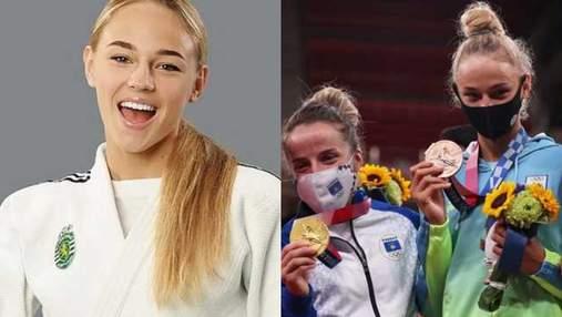 Медаль Білодід на Олімпійських іграх: як українські політики і зірки вітають спортсменку
