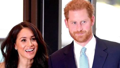 Доньку принца Гаррі та Меган Маркл офіційно внесли у чергу на британський престол