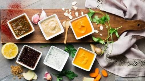 Чим замінити майонез у салатах: 5 ідей для натуральних заправок