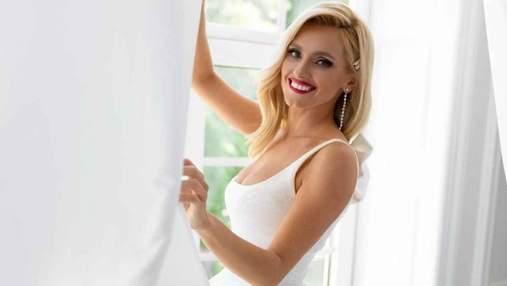 Ірина Федишин приголомшила образом нареченої: фото в білій сукні