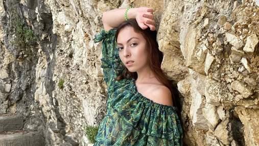 Дочь Поляковой ответила хейтерам после скандального выступления с бранной песней