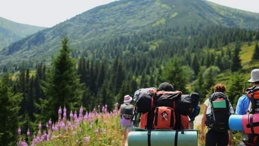 """""""Дикий"""" туристичний етикет: прості підказки для відповідальних мандрівників"""