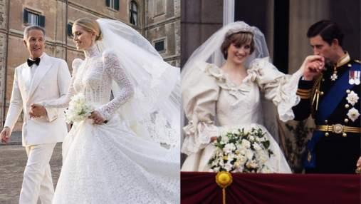 Чому Кітті Спенсер проігнорувала на весіллі тіару принцеси Діани: припущення експертів