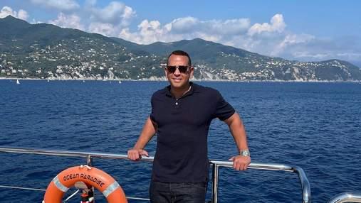 Повторил за Джей Ло: Алекс Родригес отпраздновал день рождения на яхте в Сен-Тропе