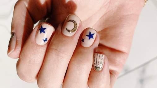 Астрология в ладони: 7 интересных идей для модного маникюра со звездами