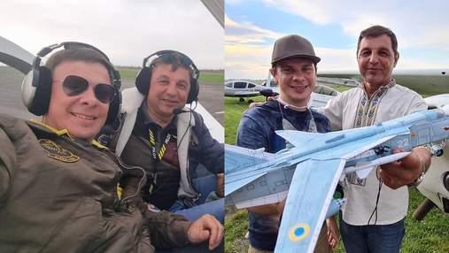 Всю жизнь отдал авиации, – Комаров рассказал о своем друге, который погиб на Ивано-Франковщине