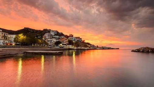 Нетипові курорти Греції: де відпочити у малолюдному райському куточку – чарівні фото