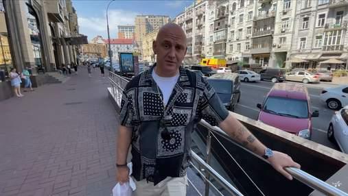Тато хоче, щоб я більше писав українською мовою, – Потап