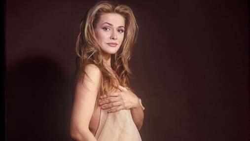 Ольга Сумська показала, як позувала оголеною під час вагітності: відверте архівне фото