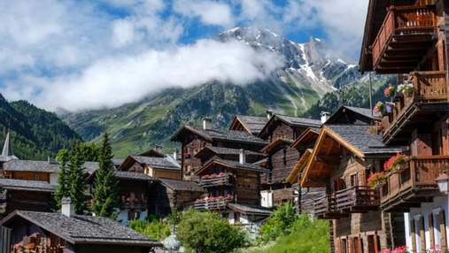 Швейцария открылась для украинцев: условия въезда