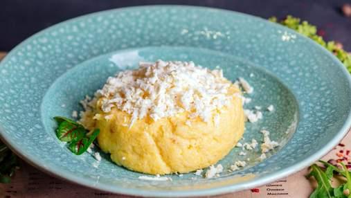 Справжній гуцульський бануш за давнім рецептом Ольги Франко