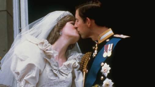 Дивовижний аукціон: продається шматок торта з весілля принца Чарльза й леді Діани