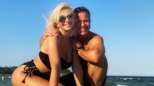Лилия Ребрик отдыхает с мужем в Болгарии: фото на фоне моря