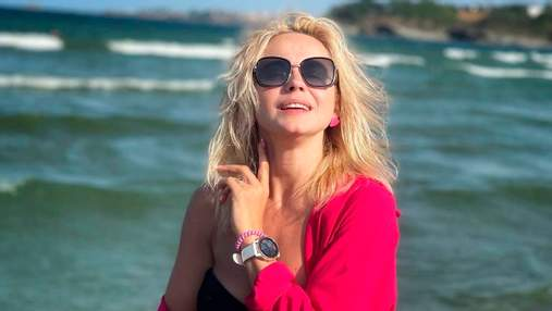 З самим лише ПЛР-тестом: Лілія Ребрик розповіла, як потрапила на відпочинок у Болгарію