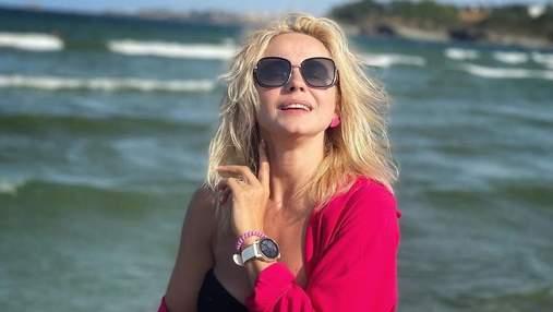 С одним только ПЦР-тестом: Лилия Ребрик рассказала, как попала на отдых в Болгарию