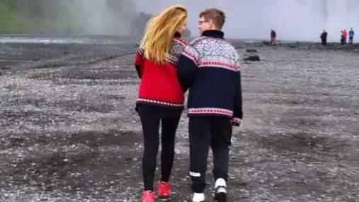 Тина Кароль с сыном в Исландии: новые видео с отпуска