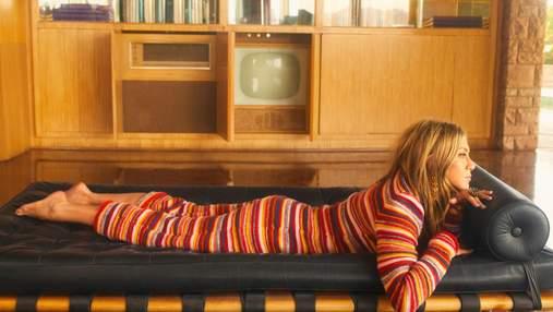 Дженніфер Еністон стала зіркою вересневого глянцю InStyle, фотографуючись у власному пентхаусі