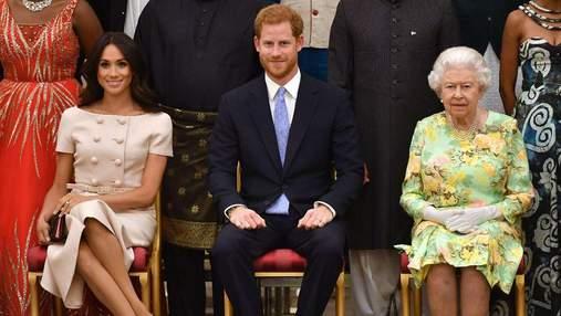 Королівська родина привітала Меган Маркл з днем народження