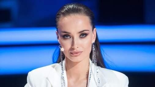 """Не могу разогнуться, – Ксении Мишиной стало плохо на съемках """"У Украины есть талант"""""""