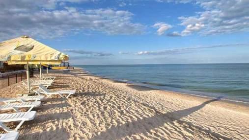 """Нудистский, собачий и """"по-богатому"""": малолюдные пляжи Одессы, которые стоит посетить этим летом"""