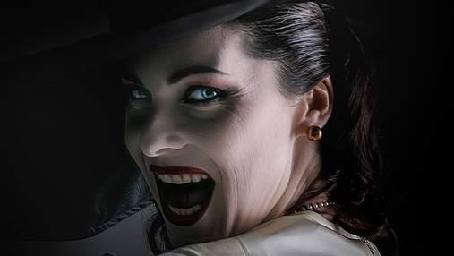 Вампирша Леди Димитреску с Resident Evil 8: Village появится на фестивале Comic Con Ukraine