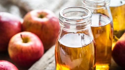 Можна навіть дітям: домашній сидр із яблук – безалкогольний рецепт