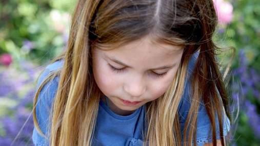 Кейт Миддлтон и принц Уильям очаровали новым фото принцессы Шарлотты