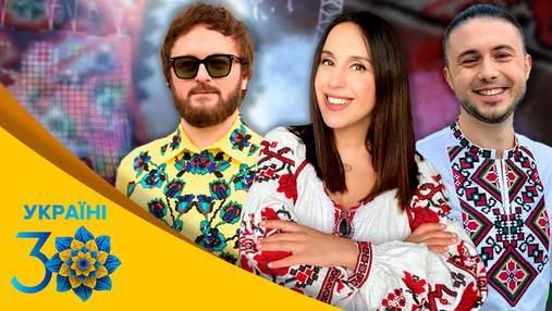Звезды в вышиванках: как национальная одежда стала трендом независимой Украины