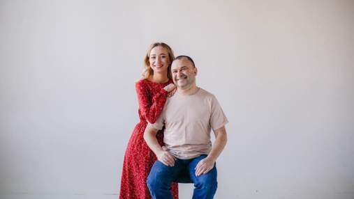 Виктор Павлик и Екатерина Репяхова окрестили сына: фото