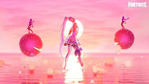 Яскраве шоу за 20 мільйонів доларів: все про концерт Аріани Гранде у відеогрі Fortnite