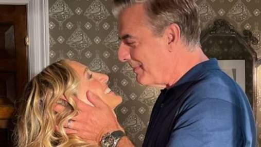 Почуття не охололи,  – Сара Джессіка Паркер і Кріс Нот показали спільні романтичні фото