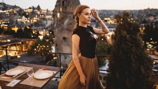 Слава Каминская отдыхает в Одессе с экс-любимым Эдгаром: фото