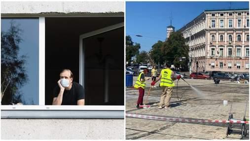 Главные новости 11 августа: карантин продлили, Софийскую площадь отмывают после дрифта