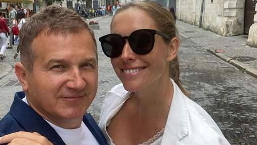 Юрій Горбунов був на УЗД з вагітною Катею Осадчою: фото