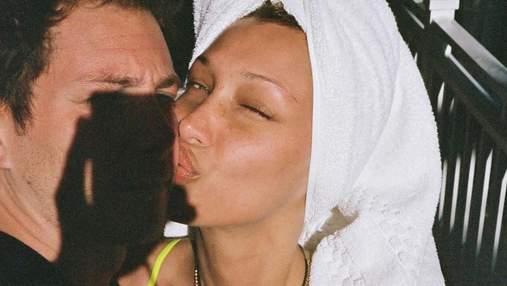 Закохана Белла Хадід показала рідкісне фото з бойфрендом