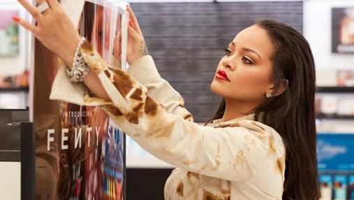 Мейкап на мільярд: історія бізнес-успіху співачки Ріанни