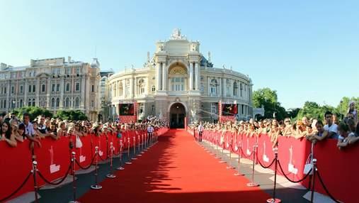 Одеський кінофестиваль 2021: як пройшла церемонія відкриття
