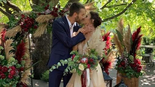 Ілона Гвоздьова привітала чоловіка з 7 річницею шлюбу: фото