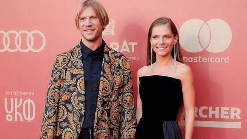 Скандальный Иван Дорн с женой приехал на Одесский кинофестиваль 2021: фото