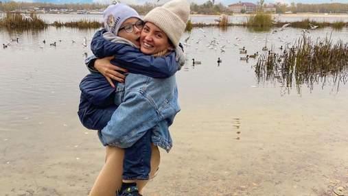 Оля Цибульська розповіла, в яку школу ходитиме її син