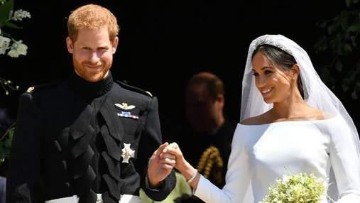 Меган Маркл та Кейт Міддлтон стали найкрасивішими нареченими десятиліття: рейтинг cуконь