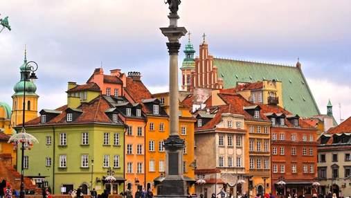 Незабутня мандрівка до Варшави: чим польська столиця може здивувати туристів