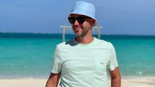 """Евгений Ковтуненко из """"Холостячки"""" отдохнул на Мальдивах: потрясающие фото и видео"""