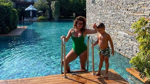 Жена Монатика очаровала новыми фото с отдыха в Турции