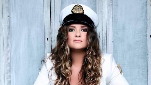 Наталія Могилевська показала, як ледь не звалилась у воду під час концерту: ефектні відео